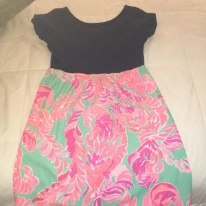 Lilly Pulitzer dress (XL-age 12-14)